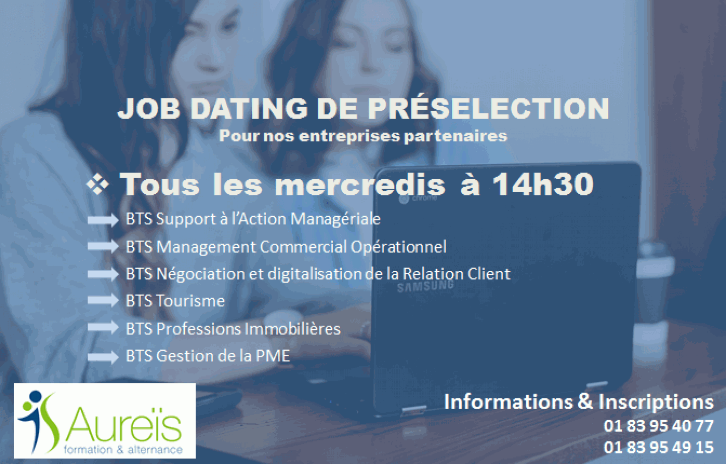 JOB DATING PRESELECTION